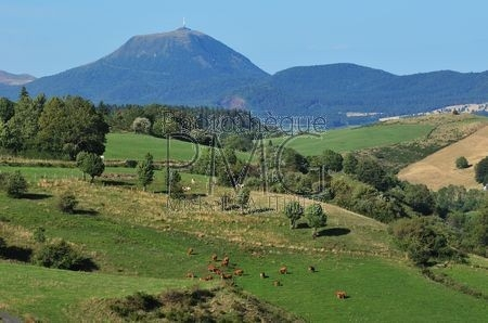 Site du Puy de Dôme
