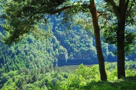 Gorges de la Sioule (Puy de Dôme)