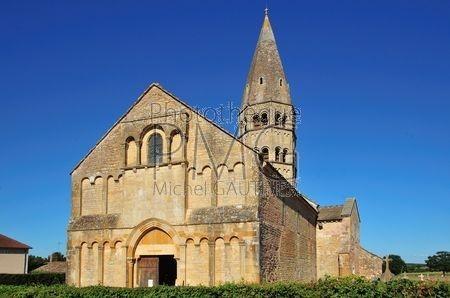 Saint André de Bagé (Ain)