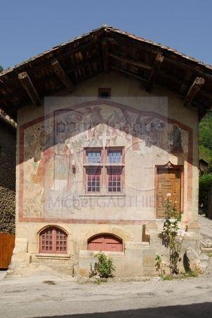 Saint Sorlin en Bugey (Ain)