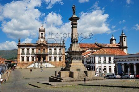 Ouro Preto (Brésil)