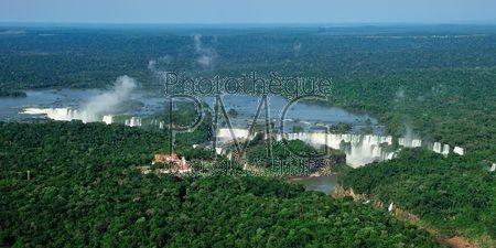 Chutes d'Iguaçu (Brésil)