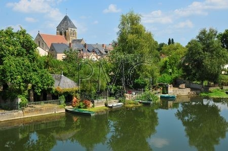 Bazouges sur le Loir (Sarthe)