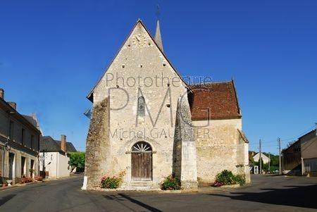Saint Georges de la Couée (Sarthe)