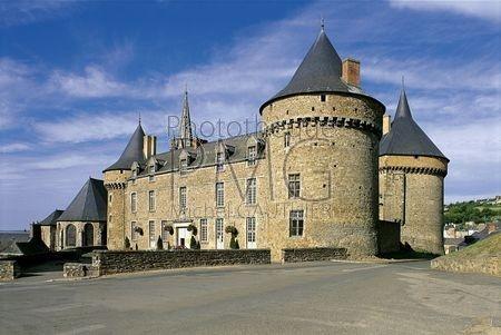 Sillé le Guillaume (Sarthe)