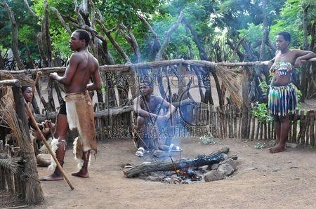 Hluhluwe (Afrique du Sud)