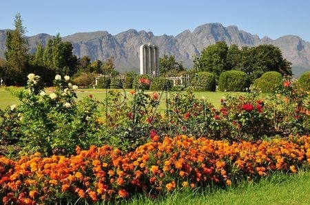 Franschhoek (Afrique du Sud)