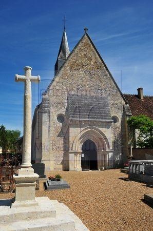 Saint Jacques des Guérets (Loir et Cher)