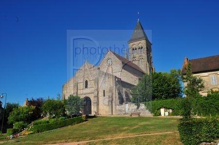 Saint Menoux (Allier)