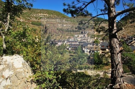 Les Gorges du Tarn (Lozère)