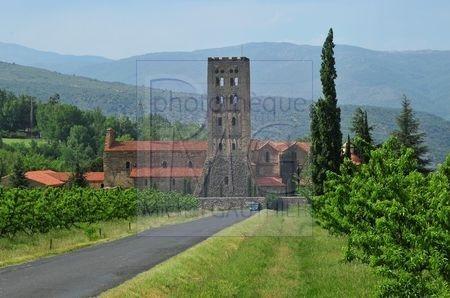 Saint Michel de Cuxa (Pyrénées Orientales)