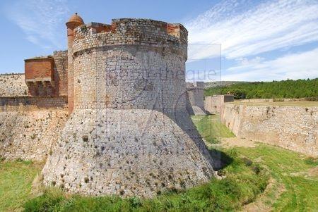 Salses le Château (Pyrénées Orientales)