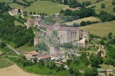 Berzé le Châtel (Saône et Loire)