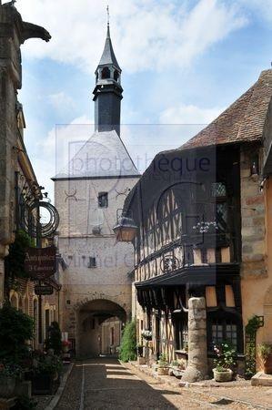 Bourbon Lancy (Saône et Loire)