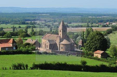 La Chapelle Sous Brancion (Saône et Loire)
