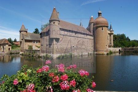 La Clayette (Saône et Loire)