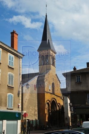 Marcigny (Saône et Loire)