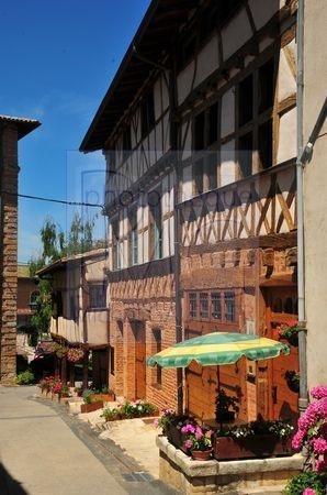 Chatillon sur Chalaronne (Ain)