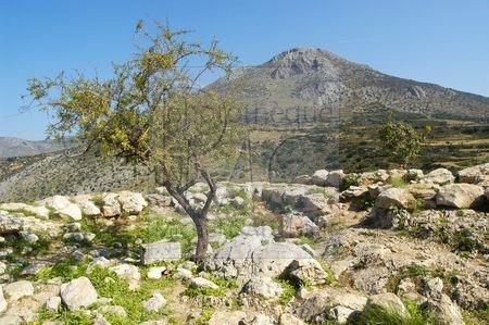Mycènes (Grèce)