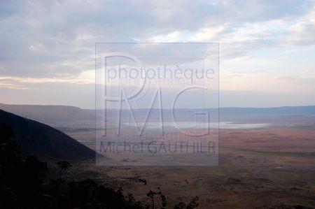 Cratère du Ngorongoro (Tanzanie)