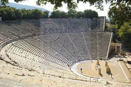 Epidaure (Grèce)
