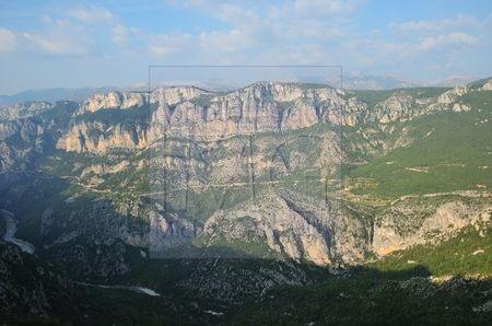 Le Grand Canyon du Verdon (Alpes de Haute Provence)
