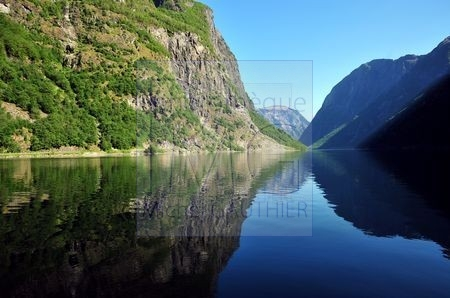 Gudvangen (Norvège)