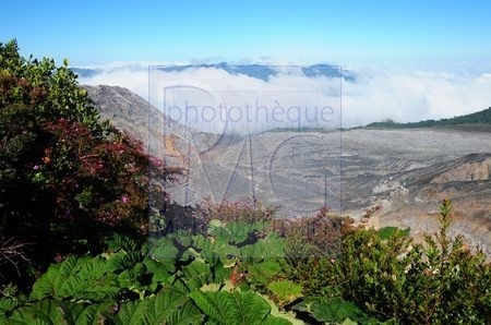 Volcan Poas (Costa Rica)