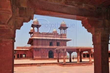 Fatehpur Sikri (Inde)