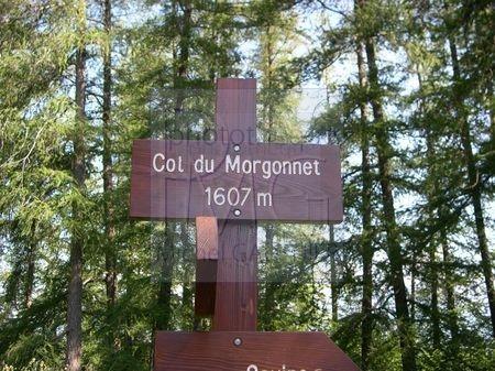 Le Morgonnet (Alpes de Haute Provence)