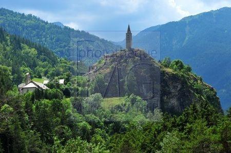 Méolans (Alpes de Haute Provence)