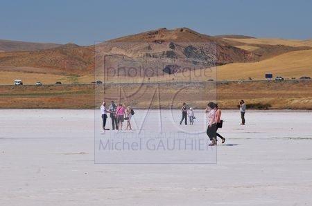 Le Lac Salé (Turquie)