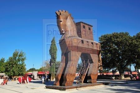 Troie (Turquie)