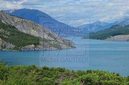 Serre Ponçon (Hautes Alpes)