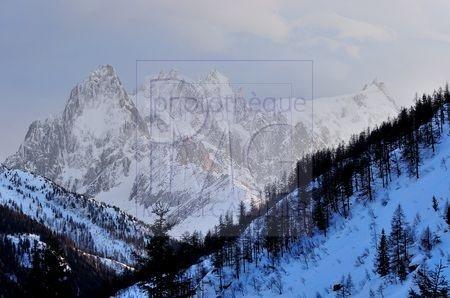 Le col des Montets (Haute Savoie)