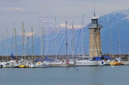 Lac de Garde (Italie)