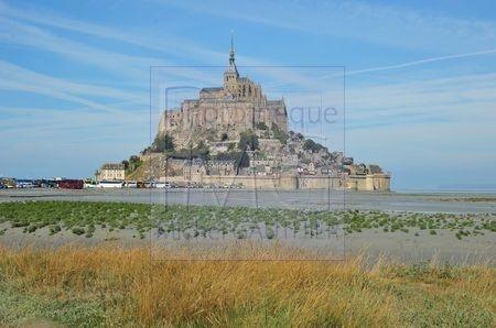 Le Mont Saint Michel (Manche)