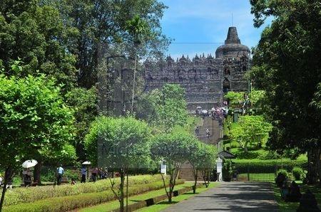 Borobudur (Java)