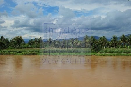 La campagne de Sulawesi.