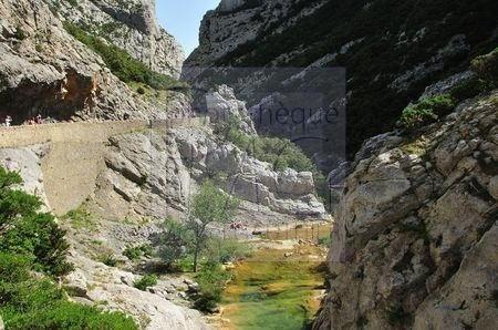 Gorges de Galamus (Aude)
