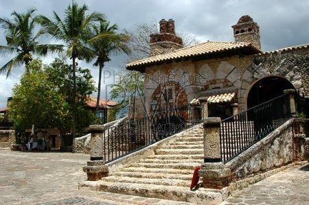 Altos de Chavon (République Dominicaine)