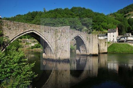 Entraygues sur Truyère (Aveyron)