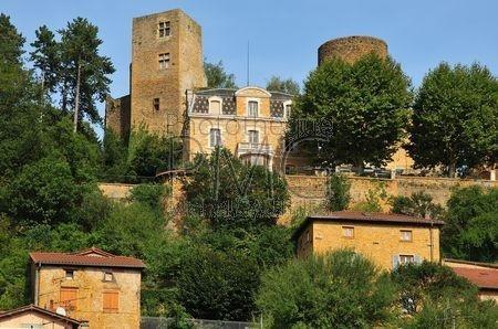 Chatillon d'Azergues (Rhône)