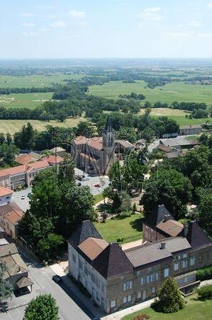 Villié Morgon (Rhône)