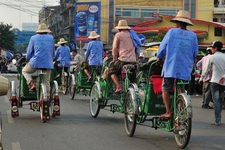 Phnom Pen (Cambodge)