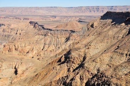 Fish River Canyon (Namibie)