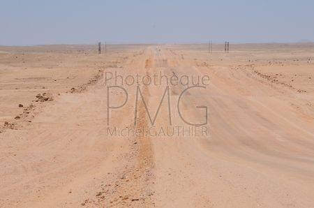 Le désert du Namib (Namibie)