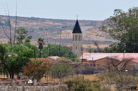 Oahera Center (Namibie)