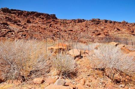 Twyfelfontein (Namibie)