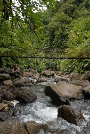 Chutes du Carbet (Basse Terre - Guadeloupe)